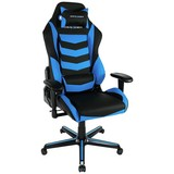 Gamingstuhl DX Racer Drifting - Blau/Schwarz, MODERN, Textil/Metall (67/118/67cm) - Dxracer