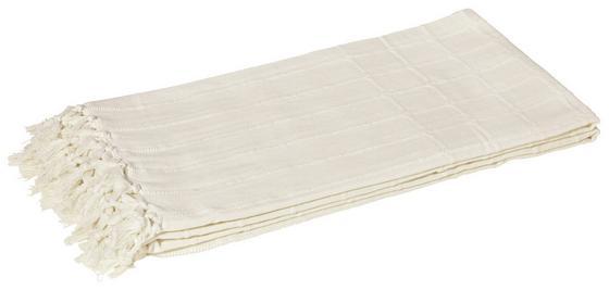 Ágytakaró Irina - natúr színek, konvencionális, textil (140/210cm) - Ombra