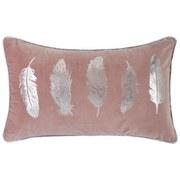 Zierkissen Hardin - Rosa, MODERN, Textil (30/50cm) - Luca Bessoni