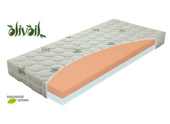 Matrac Oliva Vakuo 90 - textil (90/200cm)