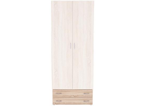 Zásuvka Base 2 - dub sonoma, Konvenčný, kompozitné drevo (80/33/52cm)
