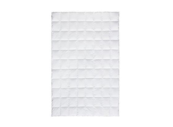 Prošívaná Přikrývka Premium - bílá, textil (135/200cm) - Premium Living