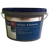 Küchen- und Badfarbe 2,5 Liter Weiß - Weiß (2,5l)