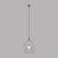 Hängeleuchte Carlton - Silberfarben, MODERN, Metall (31/110cm)
