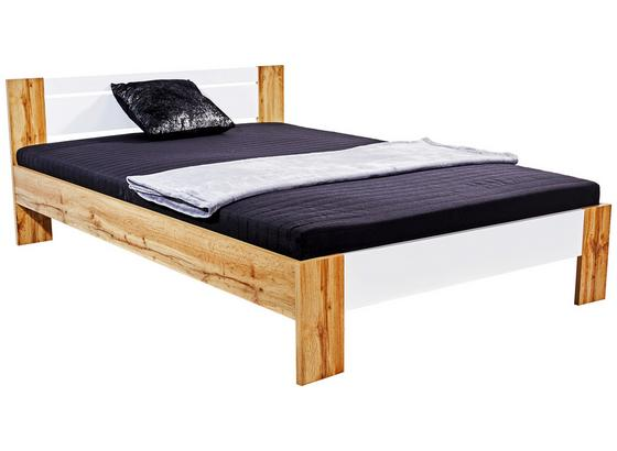 futonbett vega 140x200 wildeiche wei online kaufen m belix. Black Bedroom Furniture Sets. Home Design Ideas
