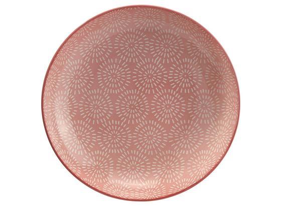 Tanier Na Polievku Nina - ružová, keramika (21cm) - Mömax modern living