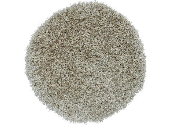 Koberec S Vysokým Vlasom Lambada 1 - prírodné farby, textil (67cm) - Based