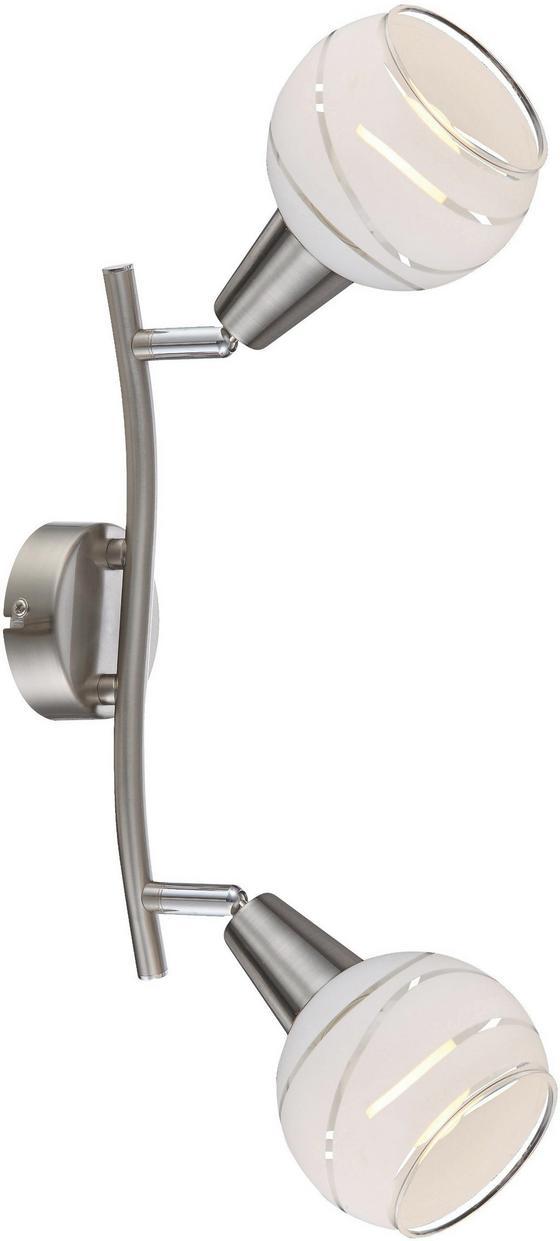 Mennyezeti Lámpa Olivia - konvencionális, üveg/fém (9,7/28cm)