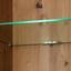 Vitrína Kashmir New - bílá/barvy dubu, Moderní, kompozitní dřevo (57/192/41cm) - James Wood