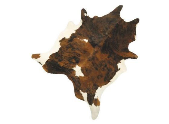 Hovädzia Koža Heino - hnedá/čierna, textil (200/300cm) - Mömax modern living