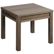 Beistelltisch Brentwood Echtholz Eiche Dunkelbraun - Dunkelbraun, KONVENTIONELL, Holz (58/50/58cm) - Carryhome