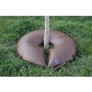 Bewässerungsbeutel 55 Liter Braun - Braun, Basics, Kunststoff (90cm)