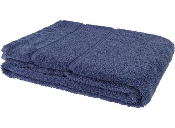 Osuška Melanie -top- - modrá, textil (70/140cm) - Mömax modern living