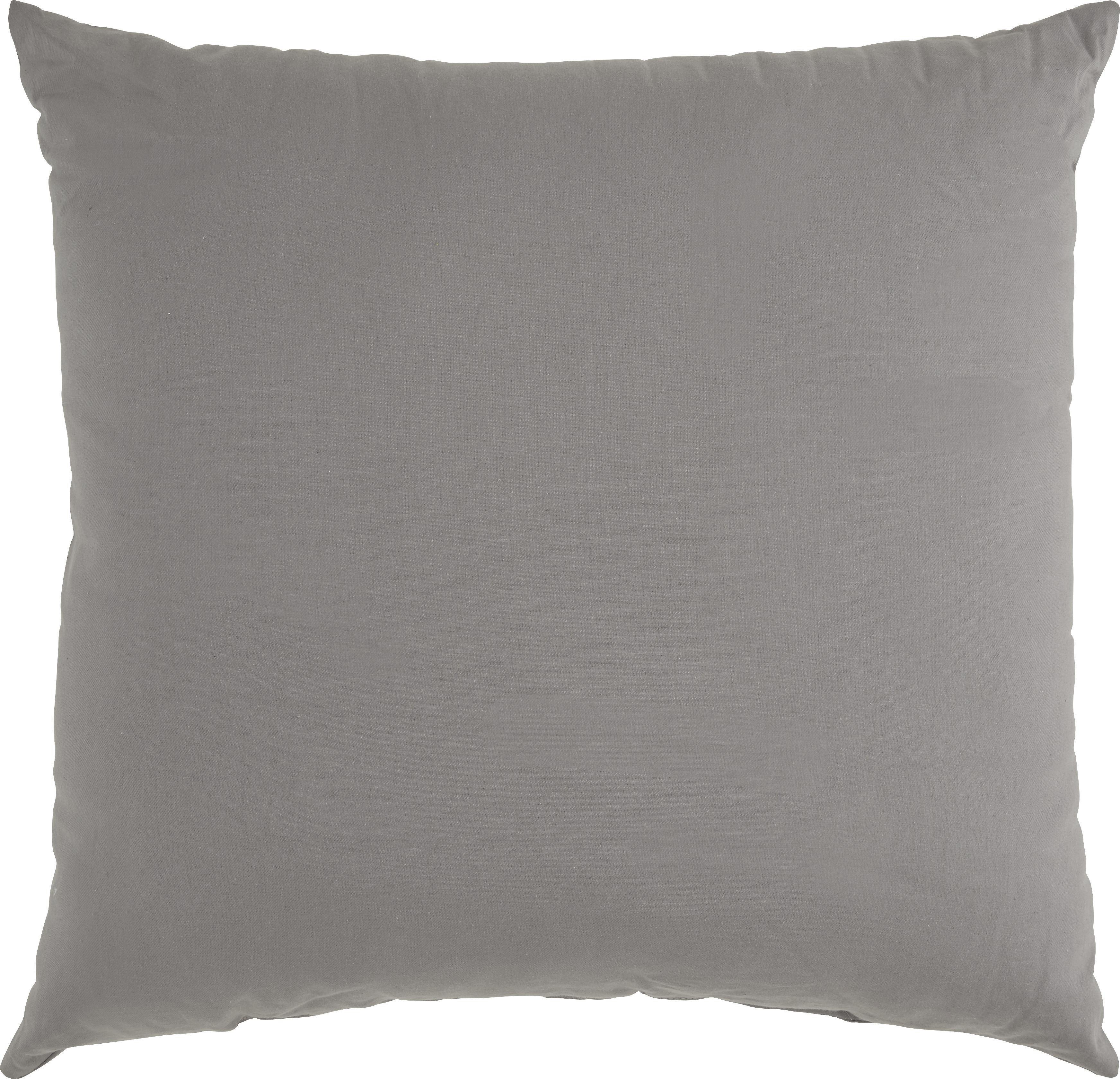 Polštář Ozdobný Bigmex - antracitová, textil (60/60cm) - MÖMAX modern living