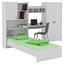 Jugendzimmer Start-Up - Weiß, KONVENTIONELL, Holzwerkstoff (278,2/187,3/232,2cm) - MID.YOU