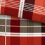 Bettwäsche Rosalinde - Terra cotta, MODERN, Textil - Luca Bessoni