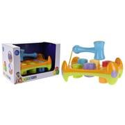 Hammerbank Babytoys - Multicolor, Kunststoff (28,5/18/16cm)