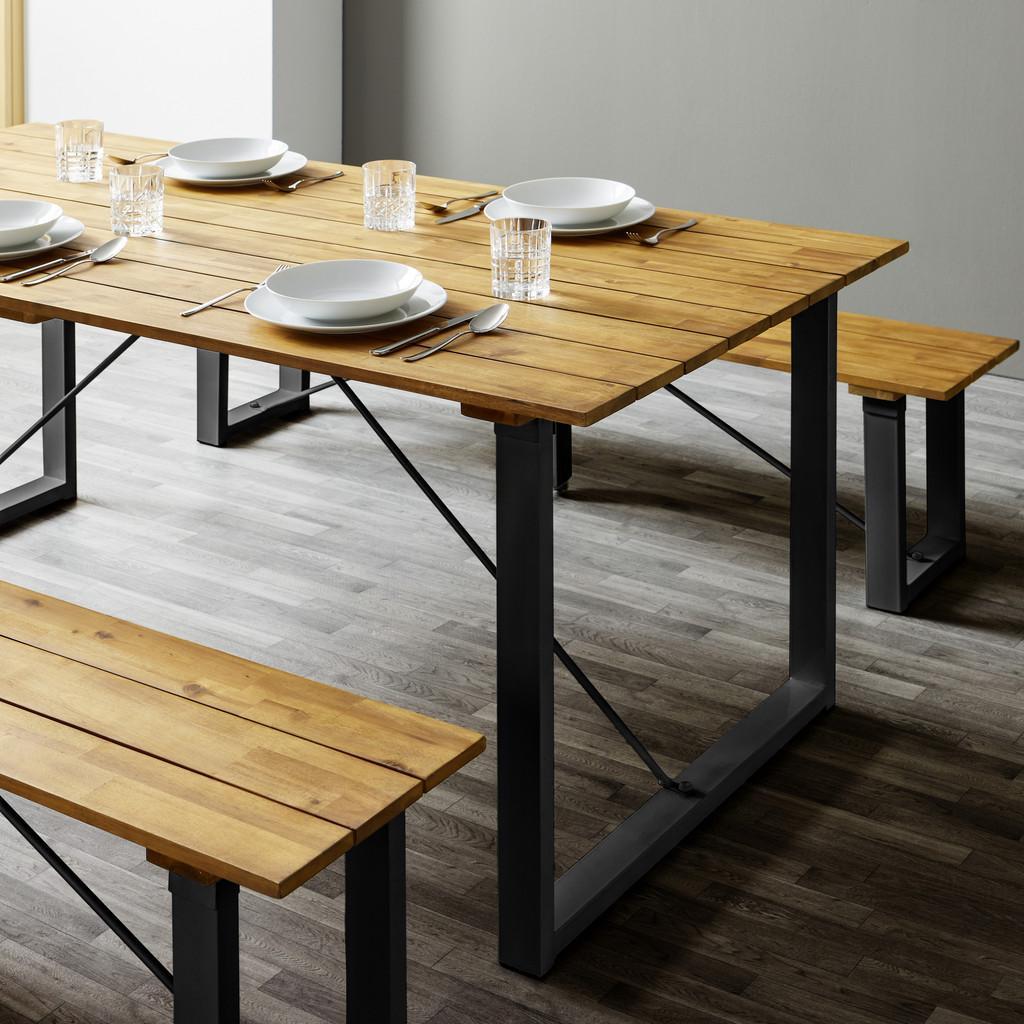 Záhradný Stôl Leonor 180x90cm