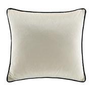 Zierkissen Cleo Beige B/L: ca. 40/40cm - Beige, MODERN, Textil (40/40cm) - Luca Bessoni