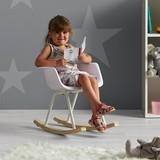 Dětská Židle Bobby - bílá, Moderní, kov/dřevo (41,5/60/54cm) - Mömax modern living
