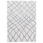 Webteppich Dream D.161 000 - Blau/Weiß, MODERN, Textil (120/180cm) - Schöner Wohnen