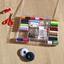 Nähset Creativ - Multicolor, MODERN, Kunststoff/Metall (23,8/18/2,8cm) - Homezone