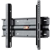 TV-Wandhalter Wf 110 B: 40 cm - Schwarz, KONVENTIONELL, Metall (40/35/3,5cm)