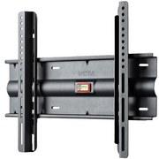 """TV-Wandhalterung Bis 37"""" Wf 110 Max. 35 Kg - Schwarz, KONVENTIONELL, Metall (40/35/3,5cm) - Livetastic"""