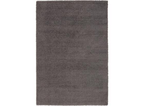 Shaggy Koberec Stefan 1 - tmavě šedá, Moderní, textil (80/150cm) - Mömax modern living