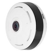 Überwachungskamera Innen Wlan mit Aufzeichnung - Schwarz/Weiß, MODERN, Kunststoff (7/3,5cm)