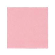 Serviette Lavenia - Pink, MODERN, Papier (33/33cm) - Luca Bessoni