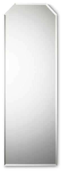 Fali Tükör Granat - modern, üveg (30/90/1cm)
