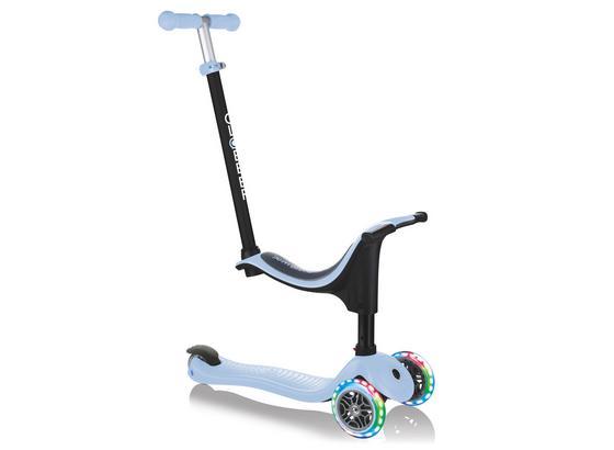 Scooter 452-200-3 Gl Go Up Sporty Blau - Pastellblau/Schwarz, Basics, Kunststoff (57,5/93/28cm)