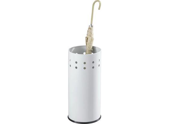 Stojan Na Dáždnik Lonati - biela, Moderný, kov (23,5/50cm)