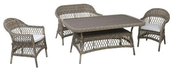 Loungegarnitur für den Garten