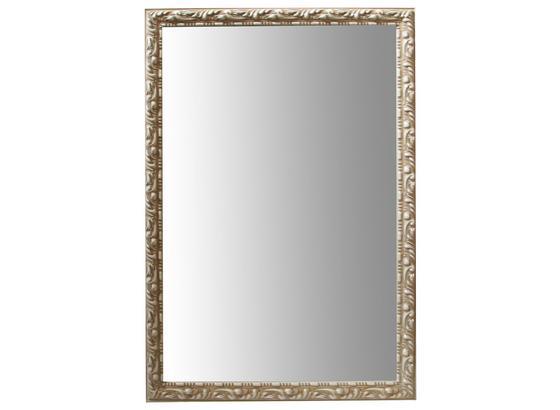 Wandspiegel Beauty - Creme, MODERN, Holzwerkstoff/Kunststoff (110/75/3,5cm)