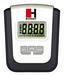 Crosstrainer Ellyptech CT3 - Schwarz/Weiß, MODERN, Kunststoff/Metall (57/163/114cm) - Hammer