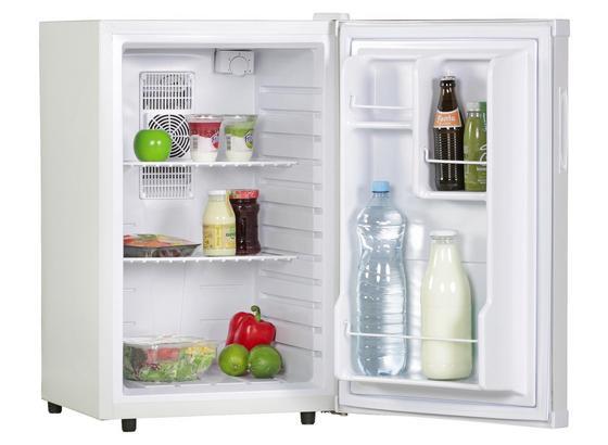 Minikühlschrank SPH8.003 Weiß - Weiß, Basics, Metall (46/74/52cm) - Livetastic