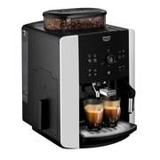 Krups Kaffeevollautomat Ea8118 Arabica Quattro Force - Schwarz/Silbereichenfarben, MODERN, Kunststoff/Metall (29/49/39cm) - Krups