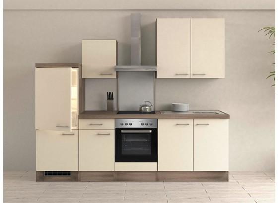 Küchenblock Eico 270 cm Magnolie online kaufen ➤ Möbelix