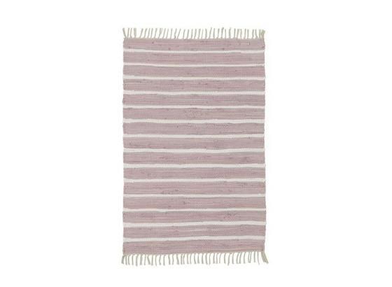 Ručně Tkaný Koberec Toni 2 - růžová, Moderní, textil (80/150cm) - Mömax modern living
