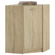 Kommode 4-You YUK10 - Sonoma Eiche, MODERN, Holzwerkstoff (60,9/85,4/60,9cm)