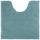 Wc Předložka Nelly -top- - světle modrá, textil (50/50cm) - Mömax modern living