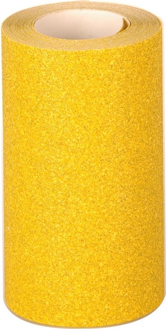 Schleifpapier Körnung 150 - Gelb, KONVENTIONELL (450cm) - Gebol