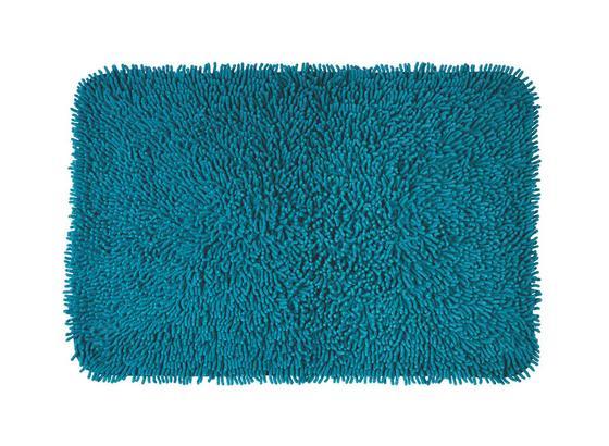 Koberček Do Kúpeľne Jenny - petrolejová, textil (60/90cm) - Mömax modern living