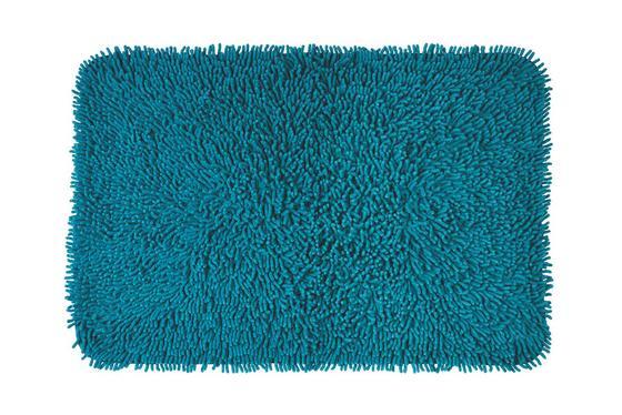 Koberec Do Koupelny Jenny -top- - petrolej, textil (60/90cm) - Mömax modern living