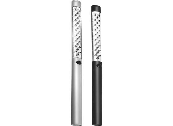LED Taschenlampe Amelie - KONVENTIONELL, Kunststoff (2,8/33/2,6cm)