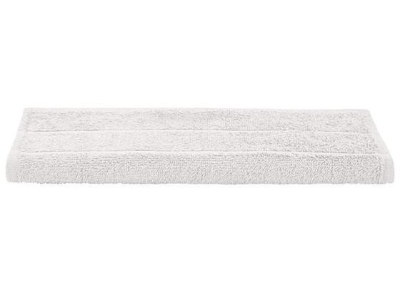 Gästetuch Liliane - Naturfarben, KONVENTIONELL, Textil (30/50cm) - Ombra