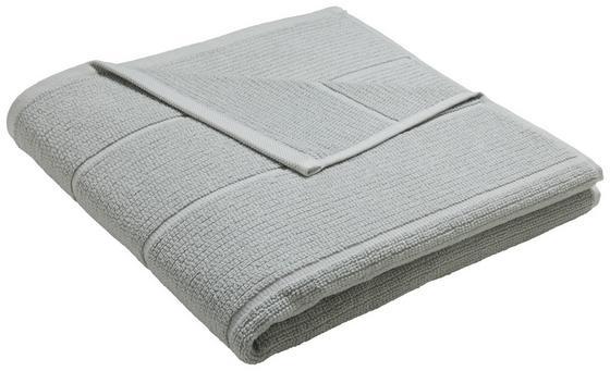 Osuška Anna - barvy stříbra, textil (70/140cm) - Mömax modern living