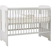 Pokoj Pro Miminka Kitty - bílá/šedá, Moderní, dřevo - MÖMAX modern living